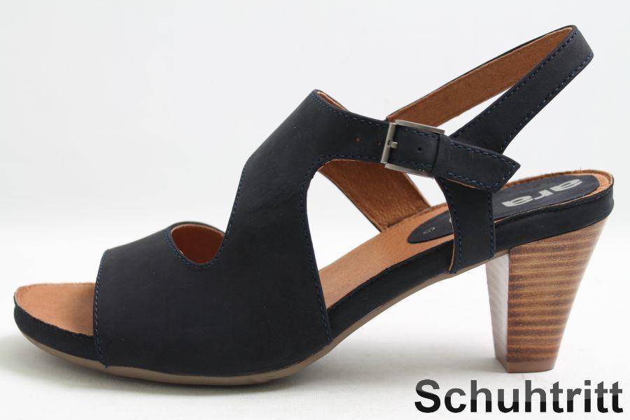 ara sandalen blau nubuk leder weite g vario ebay. Black Bedroom Furniture Sets. Home Design Ideas